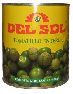 Tomatillos. anytime